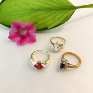 Jewelry - Costume Rings